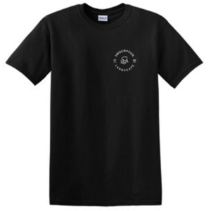 Black T with White Badge Logo.png