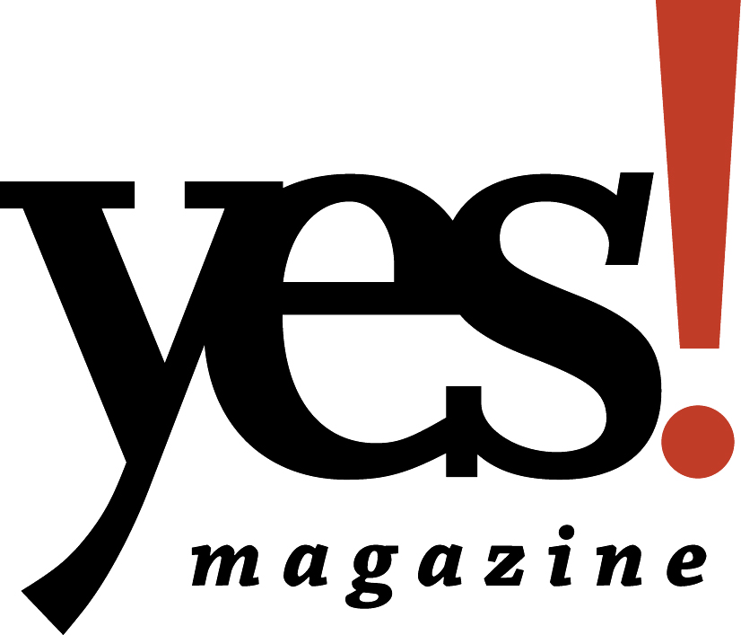 Yes Magazine logo