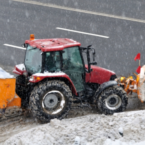 Commercial Snow -