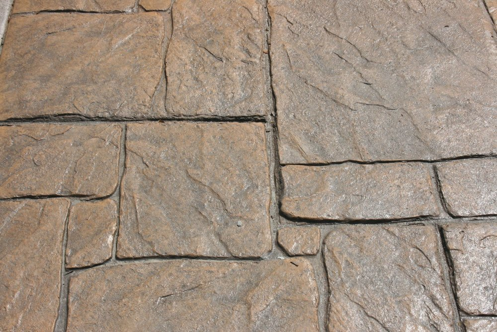 English Yorkstone - Toffee with Walnut Release