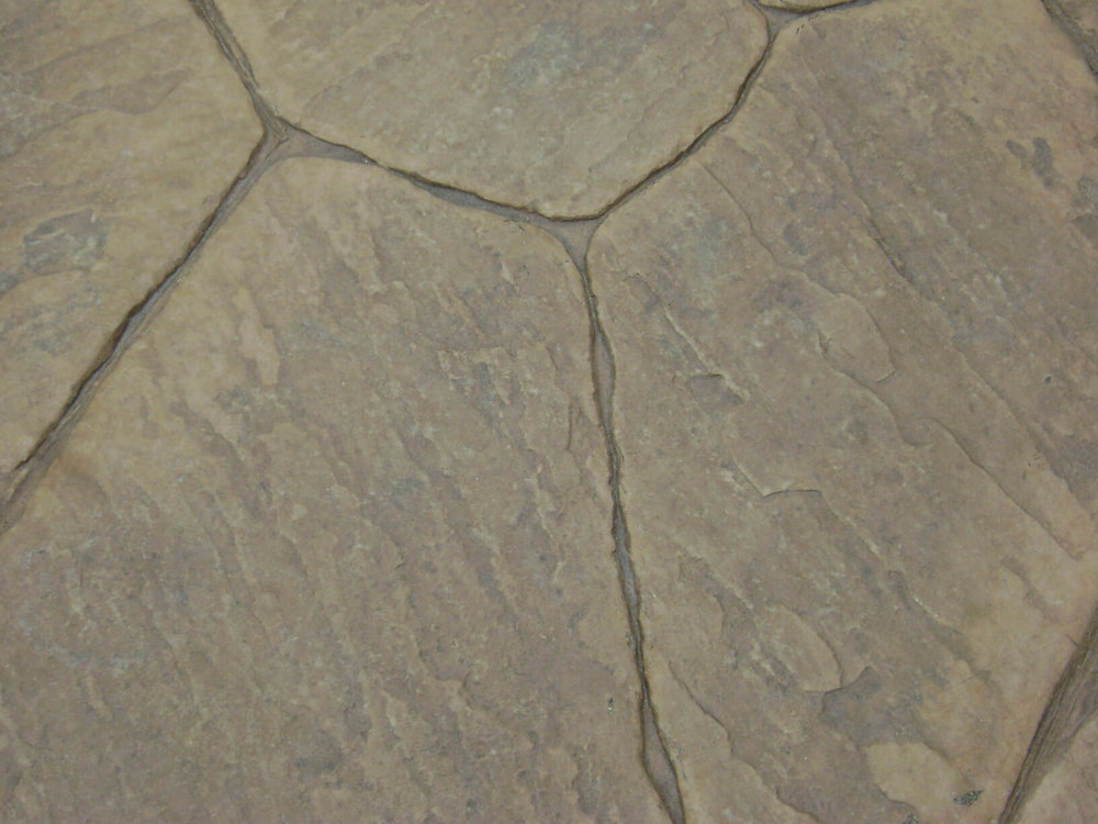 Verona Stone - Straw with Dark Gray Release