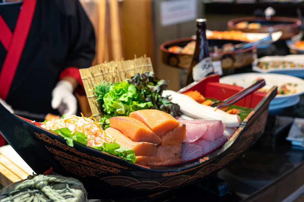 Fresh Sushi - Hirame Sushi in Aldergrove draws people from far and wide to dine on their incredibly fresh and creative dishes. We recommend the sushi pizza and cowboy roll!