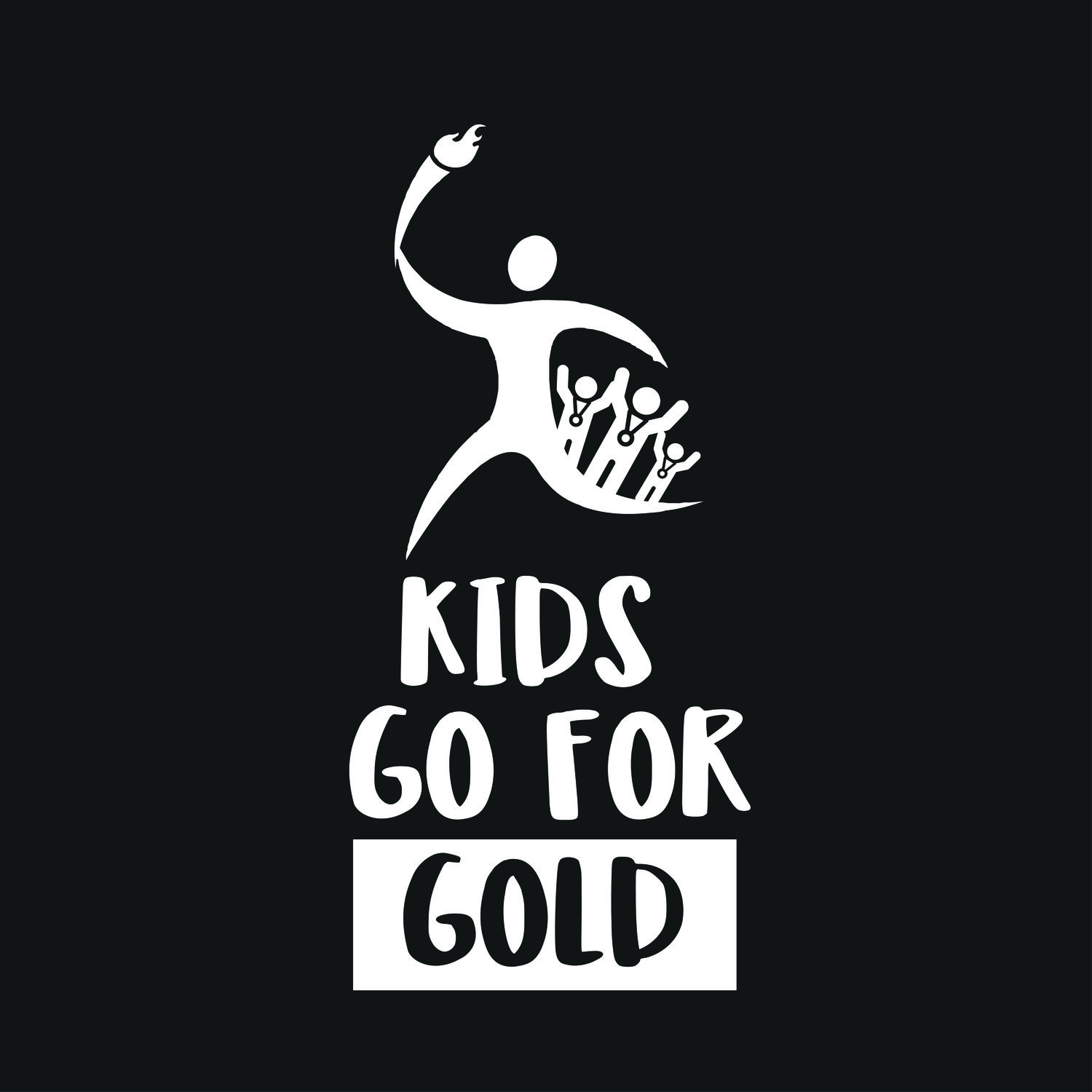 Kids Go For Gold