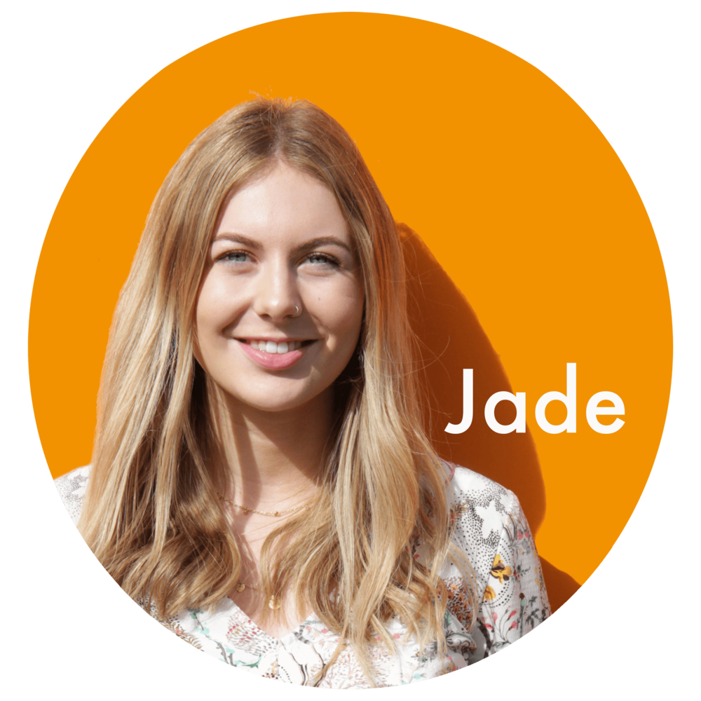 Jade   Jade is a self-confessed Miniature Schnauzer enthusiast, who loves travelling and making movies.