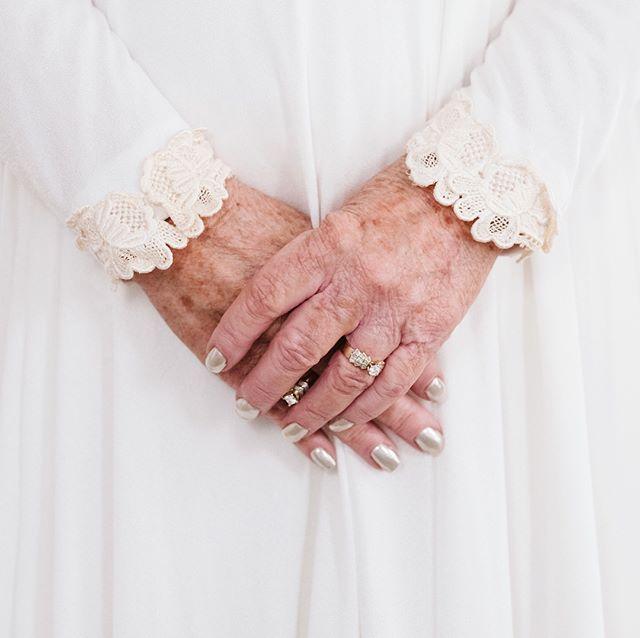 Barb. After 40 years of marriage, she still has that bridal glow. She also wore her original wedding dress for the vow renewal ceremony, for which I cried the entire way through. • • • • • • • • #vowrenewal #vintageweddingdress #stlweddjngs #stlphotographers #missouriphotographer #lookslikefilm #photobugcommunity #adventureseason #thatsdarling #thepursuitofjoyproject #flashesofdelight #midwestphotographers #greenweddingshoes #stylemepretty  #weddinginspo #theweddinglegends #heyheyhellomay #theweddingpic #huffpostido #junebugweddings #peoplescreatives #postitfortheaesthetic #wanderlust #ido  #justalittleloveinspo #radcouples #firstsandlasts