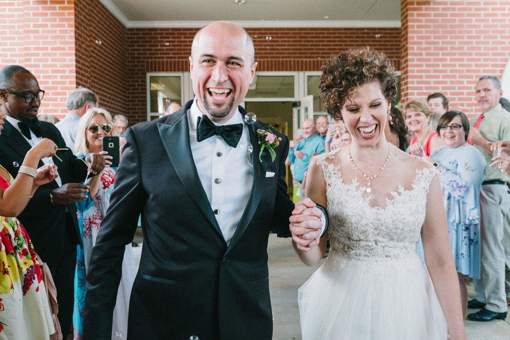 The time Bri & Daniel got married
