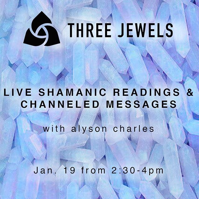 Rare Full Super Blood WOLF MOON TOTAL ECLIPSE LIVE SHAMANIC READINGS + CHANNELED MESSAGES GATHERING Tomorrow! 🌚🐺 ••• Tickets at link in bio, space very limited (use code ALYSONCHARLES for fam discount) ••• If you were to get a reading from me what would you want channeled in... A Past Life?🔮 Your Spirit Animal?🦚 2019 Empowering Message Universe Wants You To Know?🧿 Message From The Fairy Realm?? 🧚🏽‍♀️ ••• Comment below! 🙌🏾 ••• This eclipse gateway is a really powerful time! Have you been feeling it? - new insights, surprise encounters, major shifts and transformations! Be mindful of aligning optimistically with your new visions for your life, don't get pulled into agitations / remain compassionate and do extra practices that keep you grounded ••• Much love to you! Know this: you ARE your new! The past is gone - you are your now, you are your new. #rockstarshaman #mystic #pastlife #angels #vibes