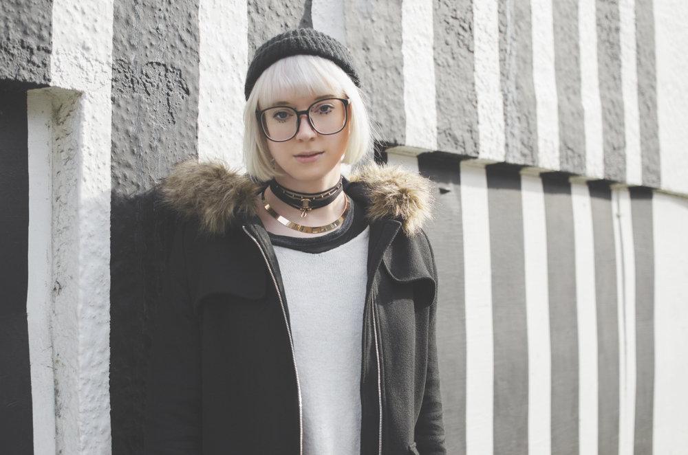 Lena Raine, composer of  Celeste