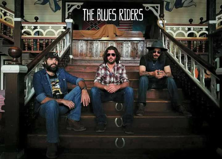 The Blues Riders - Gran Canaria - Blues Rock