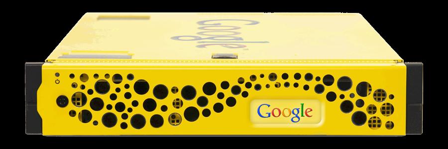 Rackmount Google Search Appliance
