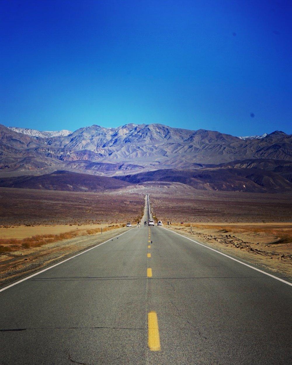 DEATH VALLEY, NEVADA -