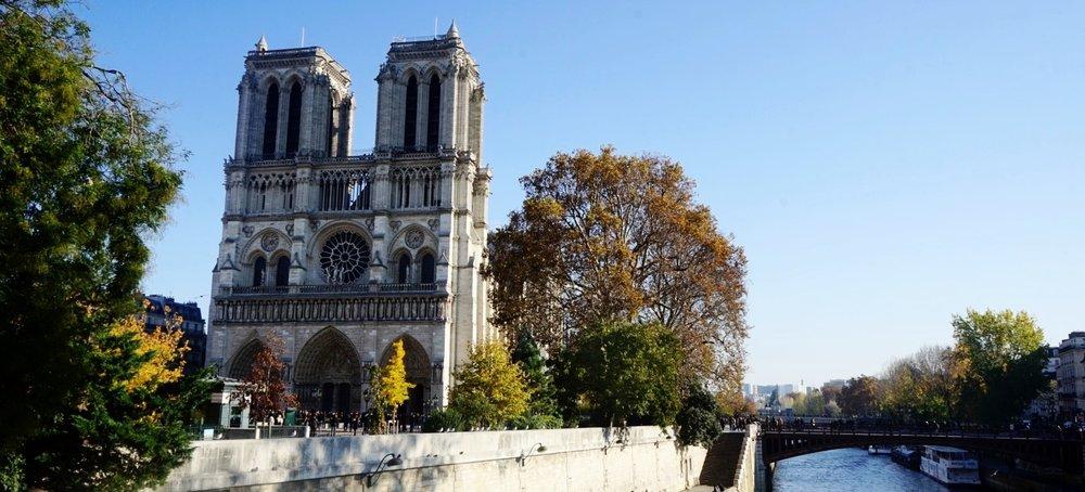 48 HOURS IN PARIS -