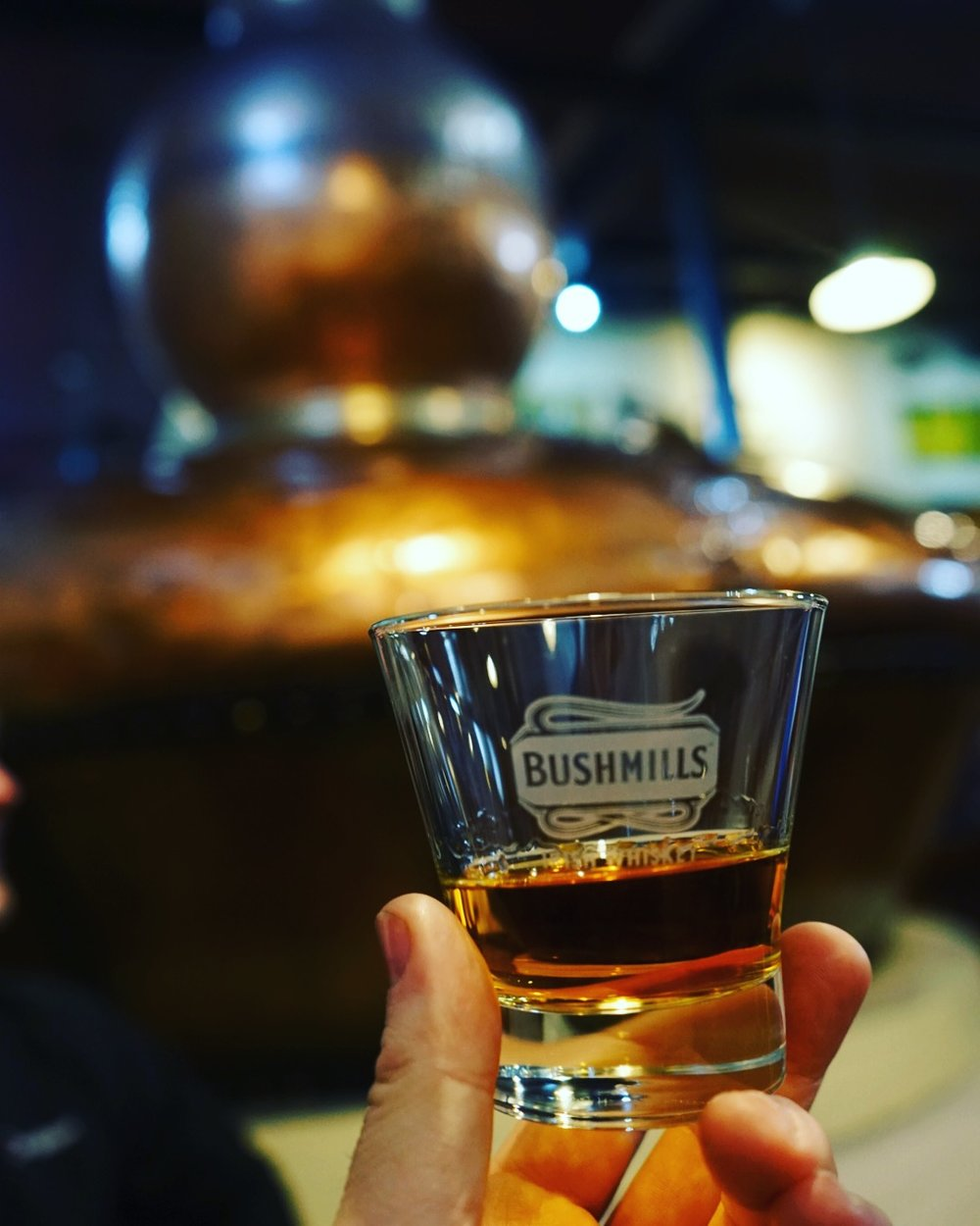 THERE'S MORE TO BUSHMILLS THAN WHISKEY - Irish Feast walking tours of Bushmills. Who knew there was so much to see, do and eat in this historic little town?