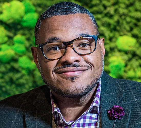 Gerald Yarborough , Art Director, Nickelodeon