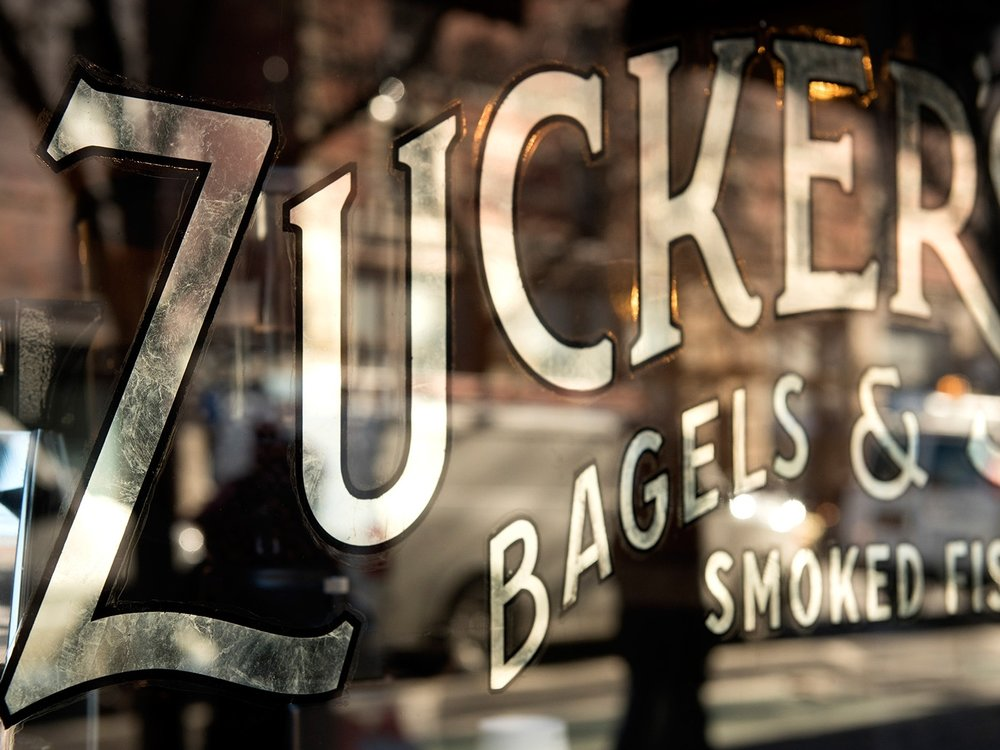 Zucker's Bagels and Smoked Fish