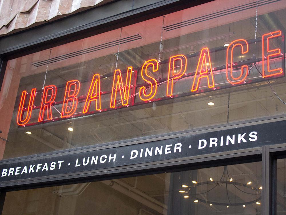 Urbanspace Branding