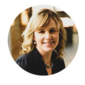 Amber Simpson, CEO & Co-founder of Covault