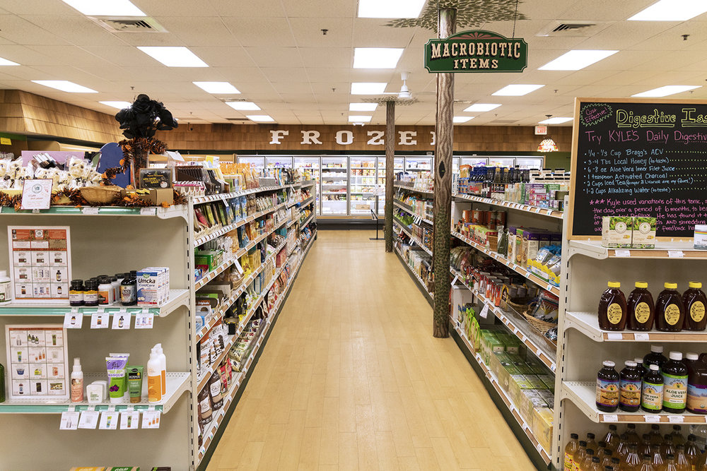Manchester Parkade Health Shoppe Aisle 3 Macrobiotic Items.jpg