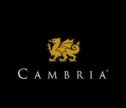 Cambria® - Cambria® is a natural stone surface that is elegant and practical. There is no safer surface for food preparation. If you are building or remodeling your kitchen or bath, you will appreciate the beautiful collection of colors and the exceptional performance that Cambria offers.