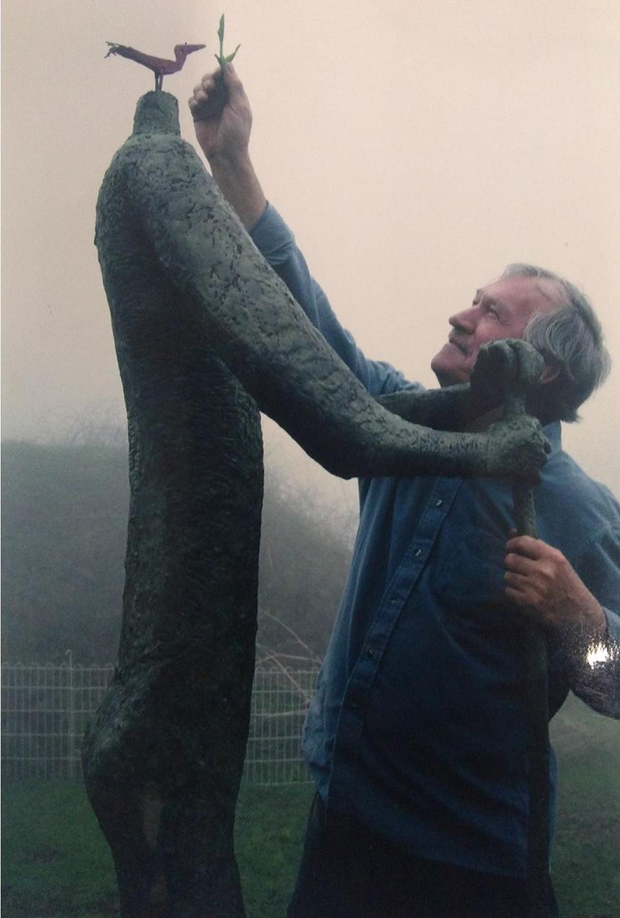 Robert E. Kuhn, Tanners Ridge, Virginia, 1980.
