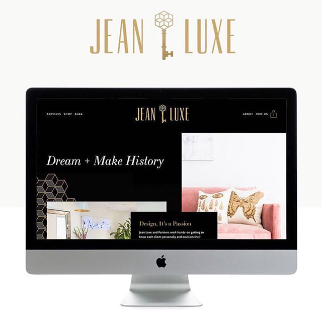 @golivehq posted my website and a little Q&A check it out in the link in their bio. -jLx #WebsiteDesign #InteriorDesigner #Branding #LocalLuxury #DreamandMakeHistory