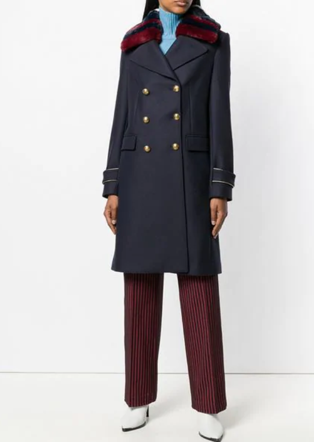 PINKO, available at farfetch