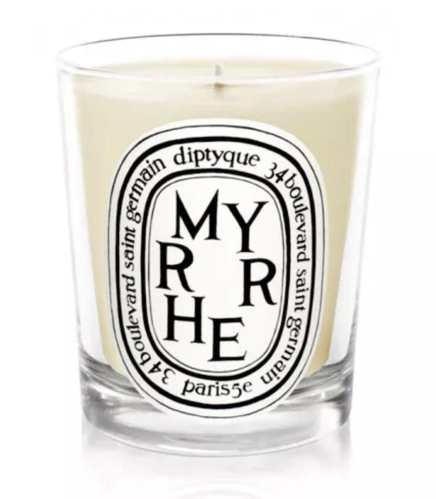 Diptyque MYRRHE, Available at Diptyque