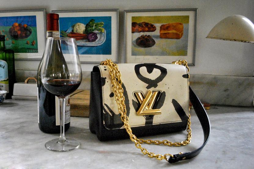 Louis Vuitton Twist MM Bag, Available at Louis Vuitton