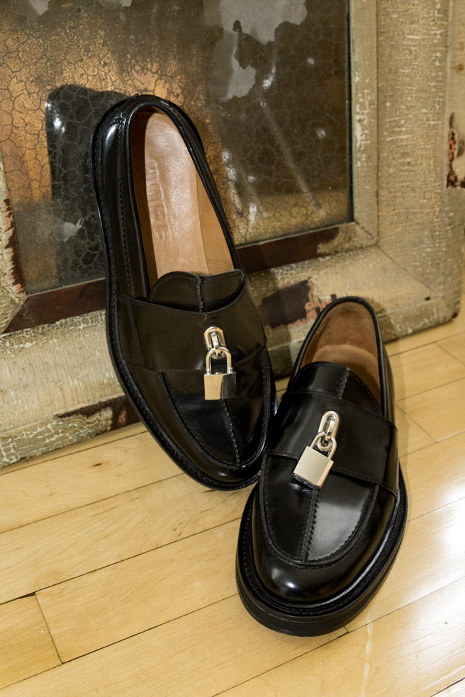 Hope Lock Loafer, Available at Hope