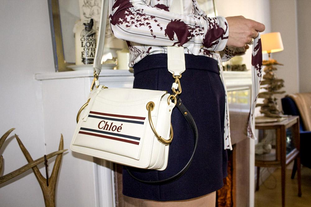 Chloe Small Roy Bag, Available at Chloe