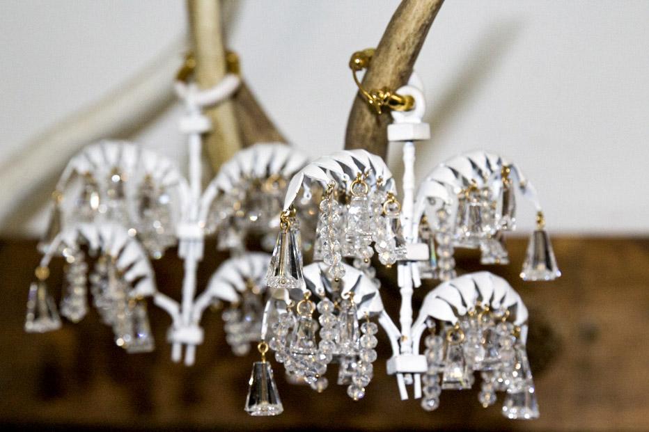 Ellery GENEALOGY XL PALM EARRINGS, Available at Ellery