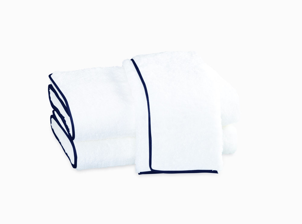 Matouk Chiaro Bath Towels