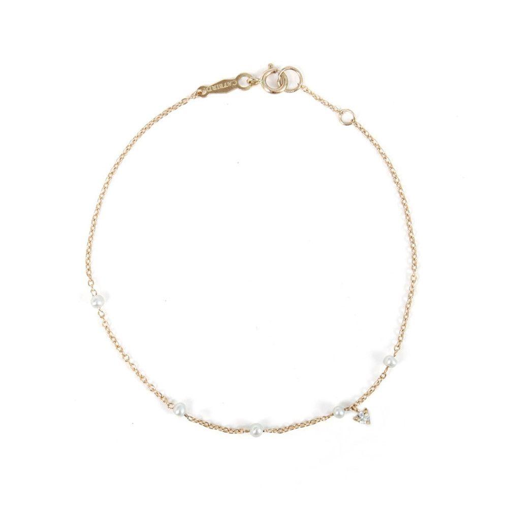 Catbird Dewdrop Bracelet, Available at Catbird