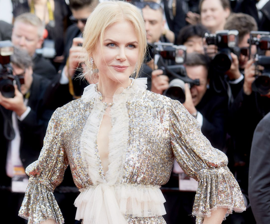 - Let's take a moment to appreciate Nicole Kidman's impeccable Cannes styleBy ANA COLON(Refinery29, 23 May 2017)The Cannes Film Festival always dishes up a particular streak of glamour that's unlike any we see in the myriad of red carpets we follow throughout the rest of the year.