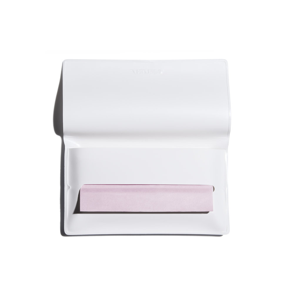 Shiseido Oil-Control Blotting Paper, Available at Shiseido