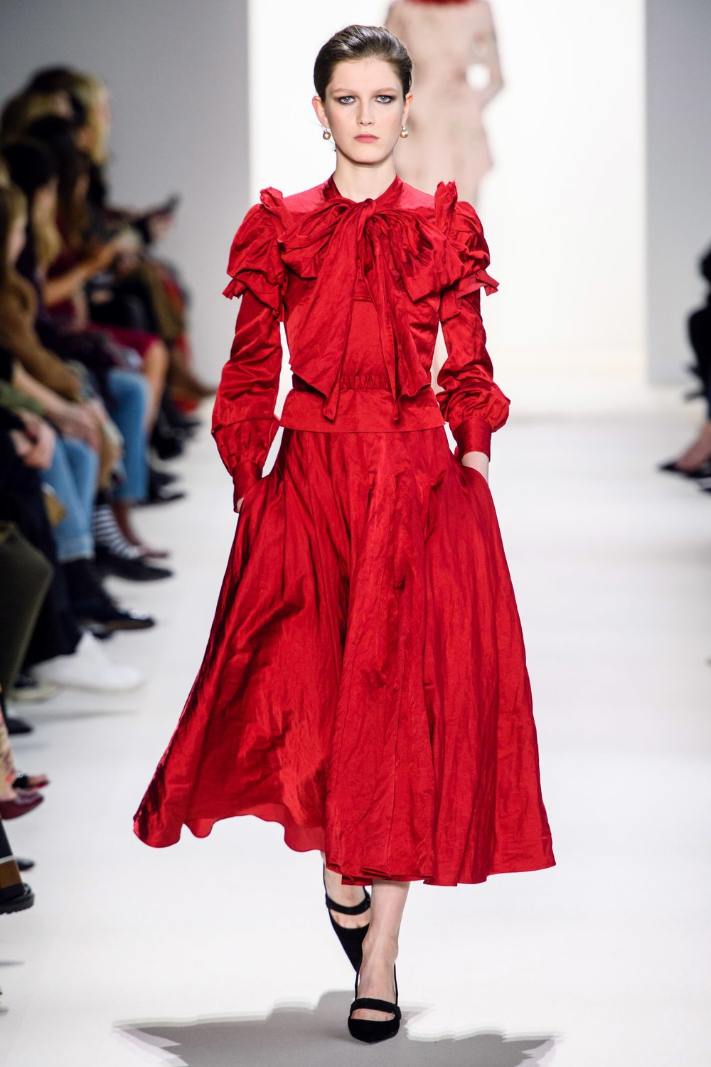 BROCK COLLECTION, COURTESY OF VOGUE RUNWAY
