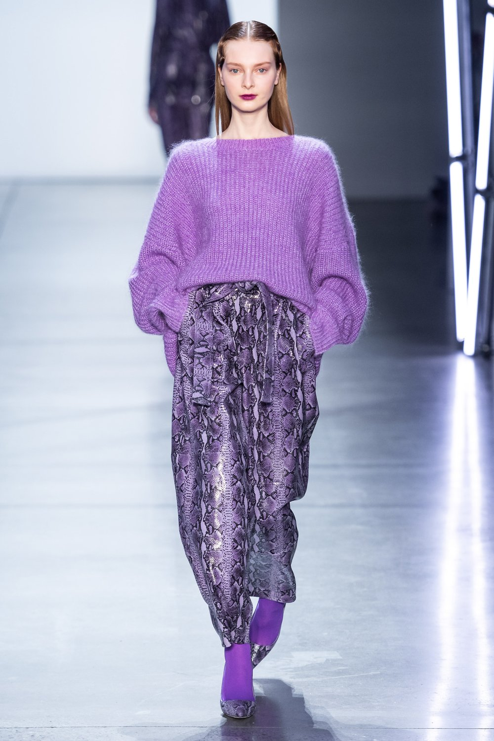SALLY LAPOINTE, COURTESY OF VOGUE RUNWAY