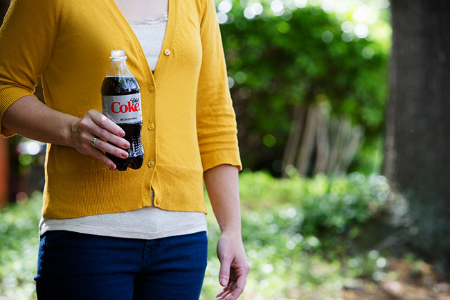 Lifestyle photography Coke