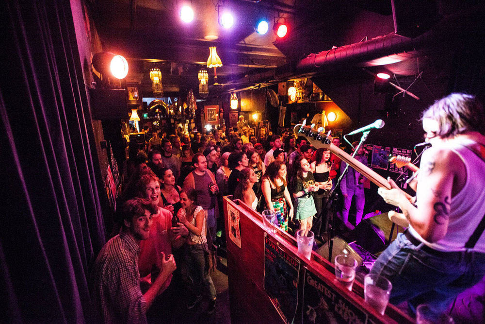 Venue Directory - Discover live music venues around Canberra!More Info →
