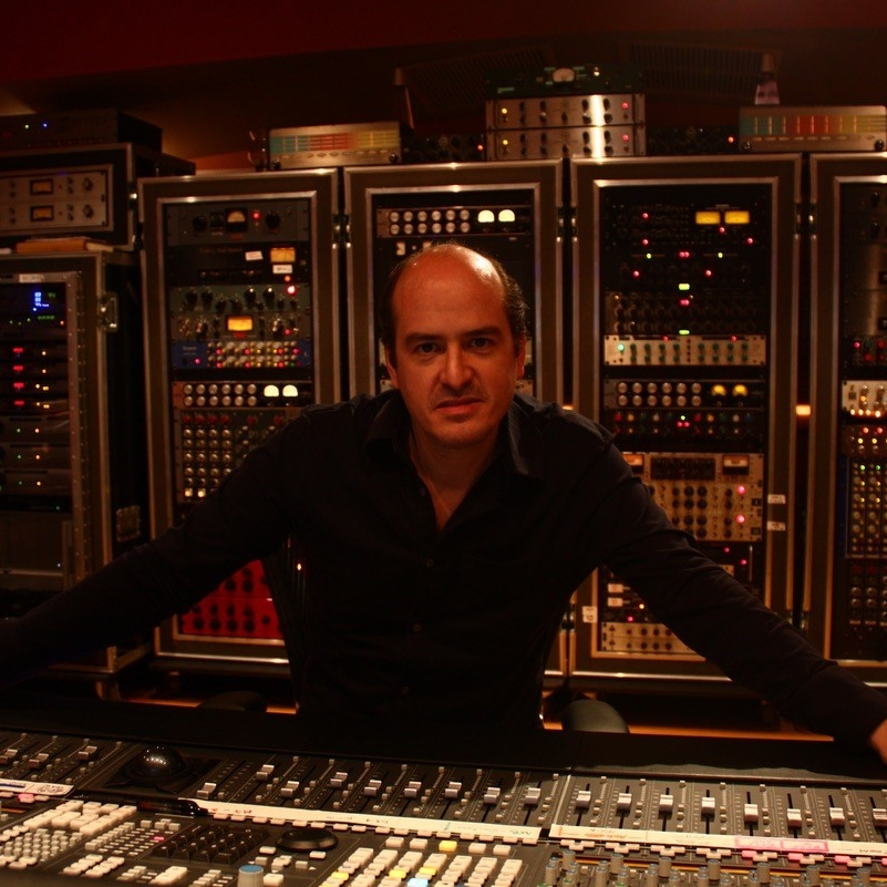 Rafa Sardina - Thirteen-Time Grammy® & Latin Grammy® Winner Producer/Mixer/Engineer