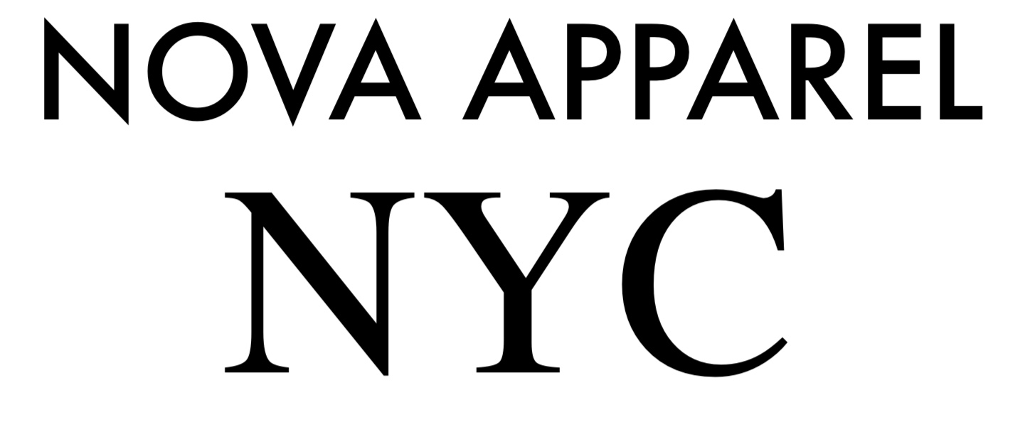 Nova Apparel NYC
