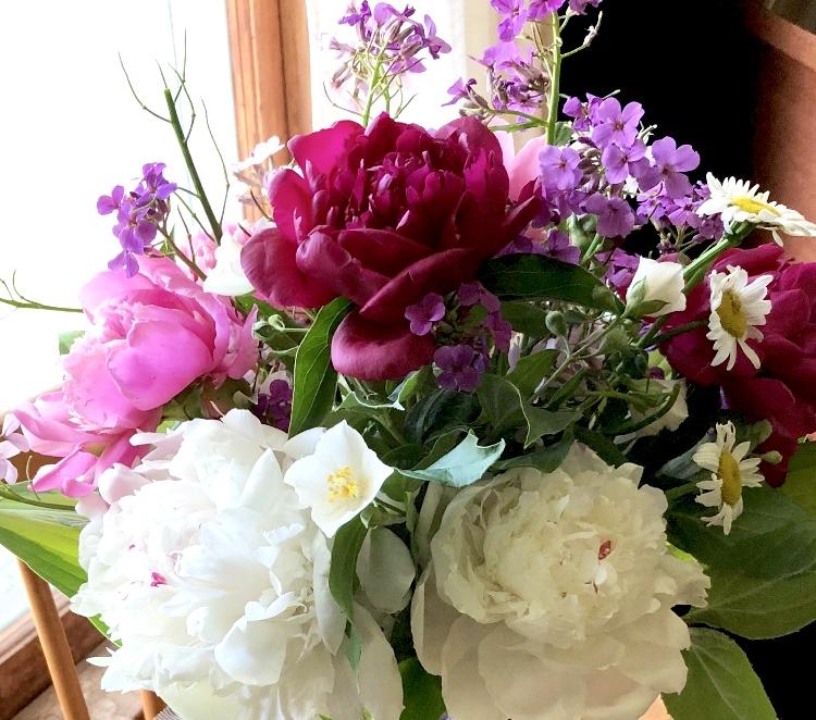 Get Flowers - Everybody loves fresh, locally-grown flowers.