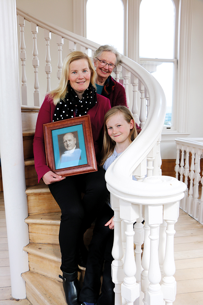 Descendants of founder ready for Centenary -