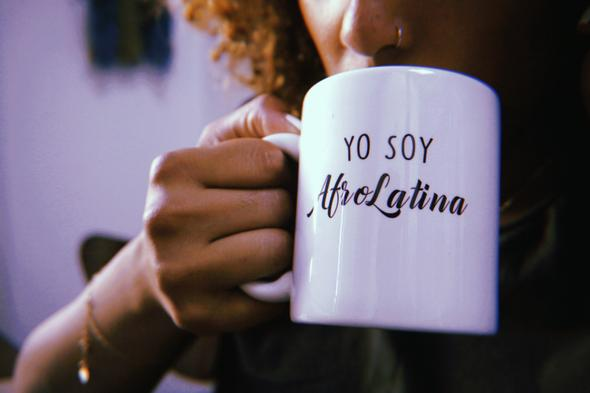 Yo Soy AfroLatina Original Mug