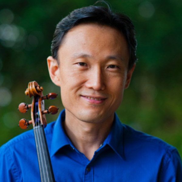"Violinist Ignace ""Iggy"" Jang"