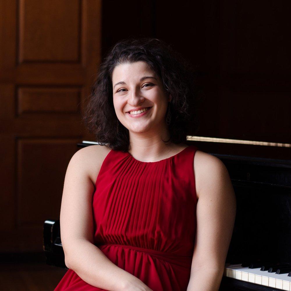 Margarita Rovenskaya - Piano