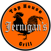 - Jernigan's features fresh, draft beers, delicious handmade food and sports on our big screens. Also, they will soon be serving NC Kombuchary on tap!