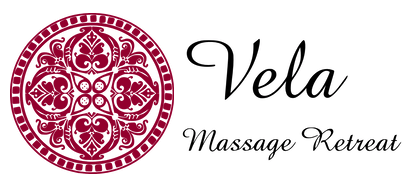 - Vela is a day retreat serving Grass Valley, Nevada City and surrounding areas. We offer professional massage & all natural facials in spacious, beautiful rooms. Our massage and facial services include a complimentary steam sauna session in our communal, outdoor facilities privately set amongst the trees. We also offer private Infrared Sauna sessions at an additional charge. We can accommodate up to 7 massages at a time allowing you and your friends to be in a state of bliss together. Great for bridal parties, birthdays or just because. NC Kombuchary is now available to Vela's clients!