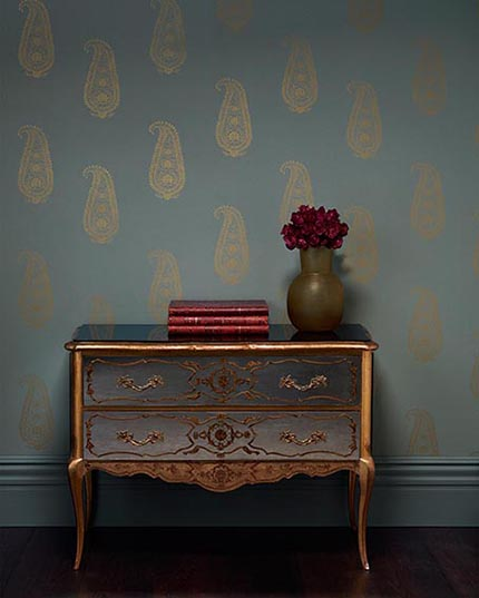 PORTER'S PAINTS COLLETTE DINNIGAN WALLPAPER FOR PORTER'S PAINTS