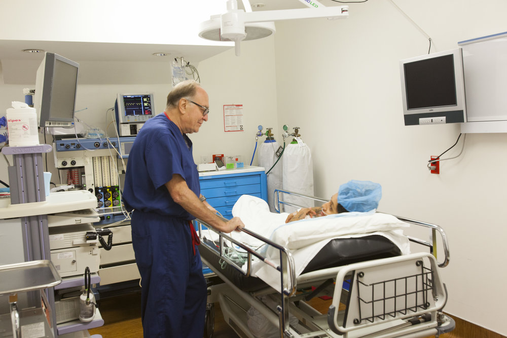 Talk to Dr. Mario Rosenberg about Gastroenterology.